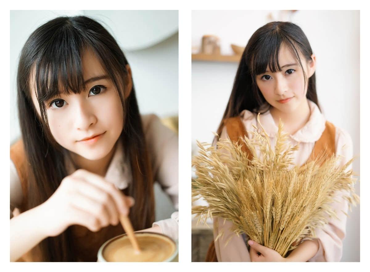 有涩的日本美女图片+