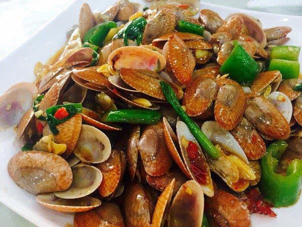 天下海鲜无可厚非的大餐美食美食烩饼天下图片