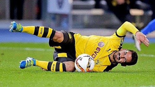 他是史上最倒霉德国国脚,本可成第一后腰,因伤