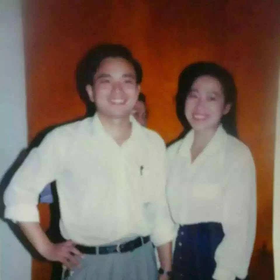 我的妈妈年轻时,比林青霞 张曼玉更美