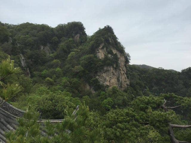西安周末不知道去哪儿玩?去爬免费的4a景区王顺山吧!