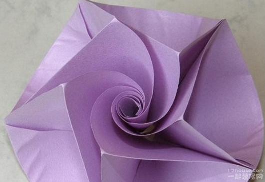 如何做纸花步骤图解