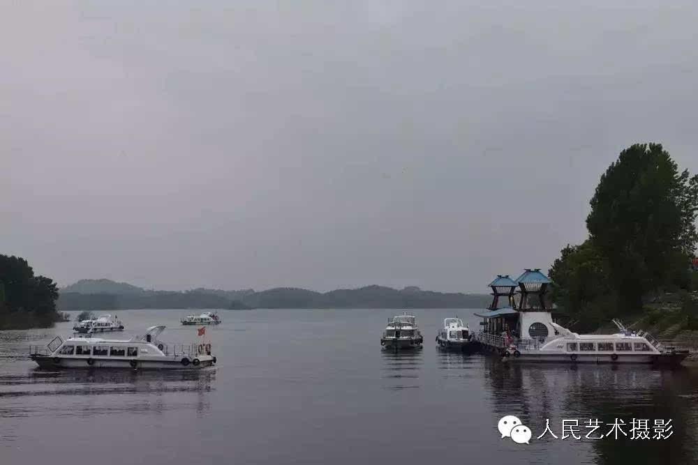 [人民艺术摄影]会员杨利苹走信阳风景名胜区《南湾湖》《鸡公山》