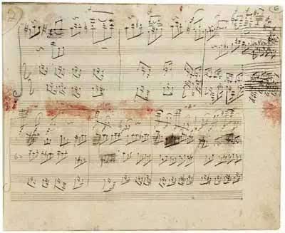 乐曲《欢乐颂》其实是《贝多芬第九交响曲》的终曲乐章.