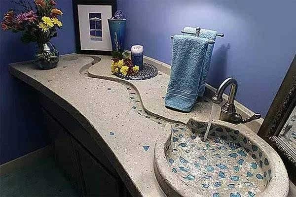洗手盆居然能设计成这样,逆天了!!万万没想到!! - 土妹 - 土妹博客分享美丽·品味经典