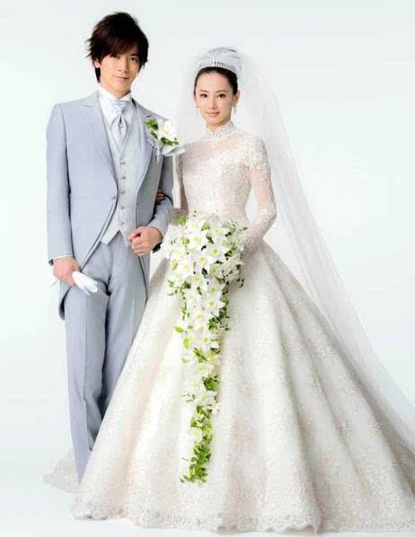 因为地震,北川景子与日本前首相外孙婚宴损失千万