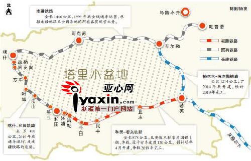 伊宁高铁规划图