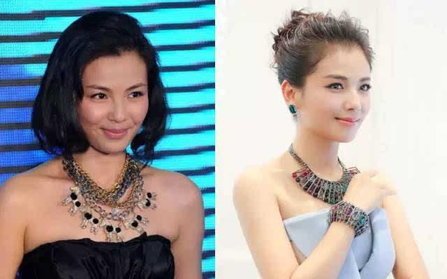 刘涛郑爽 这些女明星颜值翻倍只是因为妆容