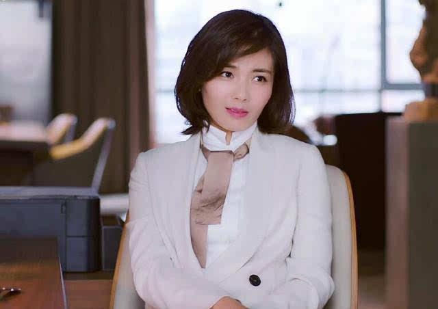 刘涛演的安迪,一件西装迷倒多少人