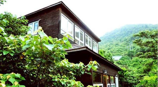 深圳农村最美的7家度假村别墅周边外墙效果图瓷砖图片
