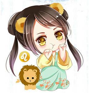十大星座专属动漫女生头像:天蝎座的臭美,狮子座的美极了!