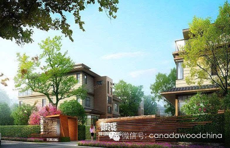 木结构展馆 中国传统木构技术与现代科技的完美融合