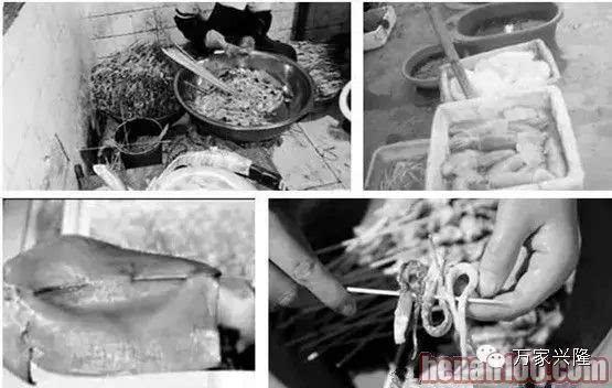 20种垃圾食品制作过程大曝光