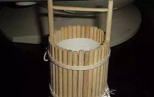 筷子制作荷兰风车步骤