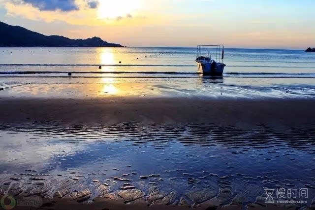 金银湾 人文海岛 央视《南澳岛寻宝》专题片拍摄地之一, 传说这里是
