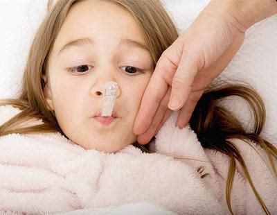 孩子发烧伴随咳嗽