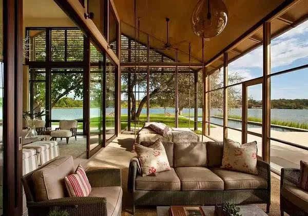 全球最美的阳光房设计 够美!够任性!