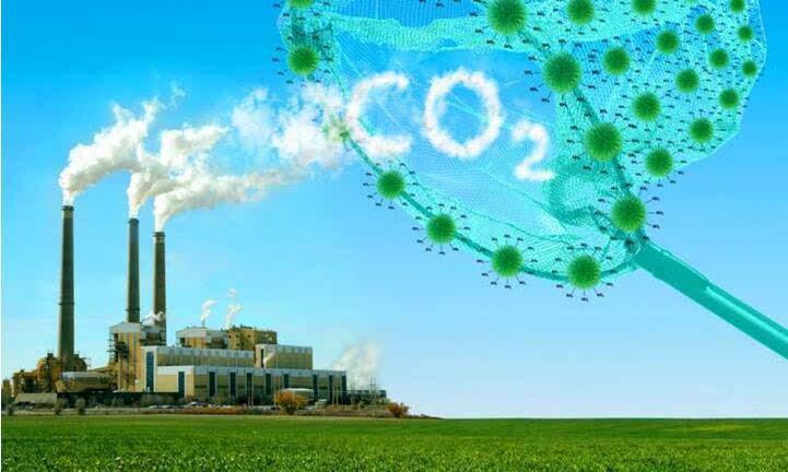中国学者研发出可捕集二氧化碳的新型吸附剂