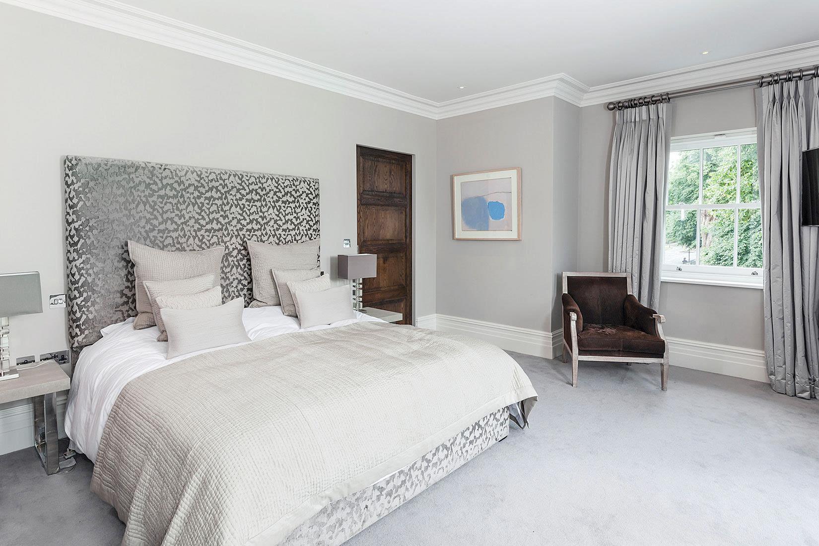 欧式卧室地面材质