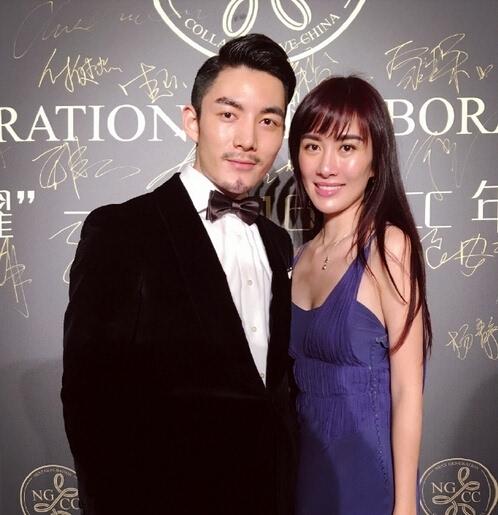 叶璇与男友小默先生图片