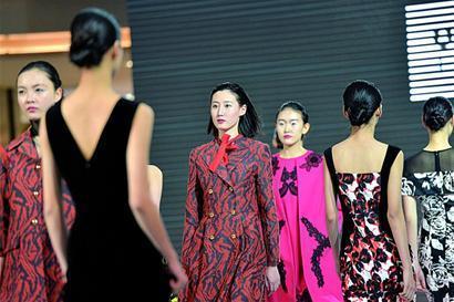 2016中国(青岛)国际时装周开幕