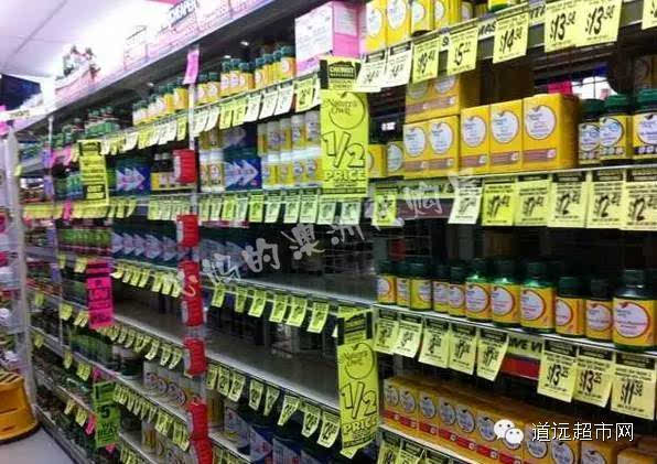 澳大利亚两大龙头超市Woolworths和Coles的经