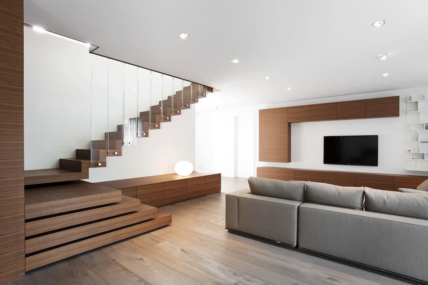 室内装修细节赏析_复式楼梯设计图片