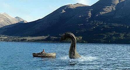 尼斯湖水怪之谜:世界上保持时间最久的自然之谜!