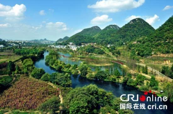 青岩古镇:600年历史文化名镇被称