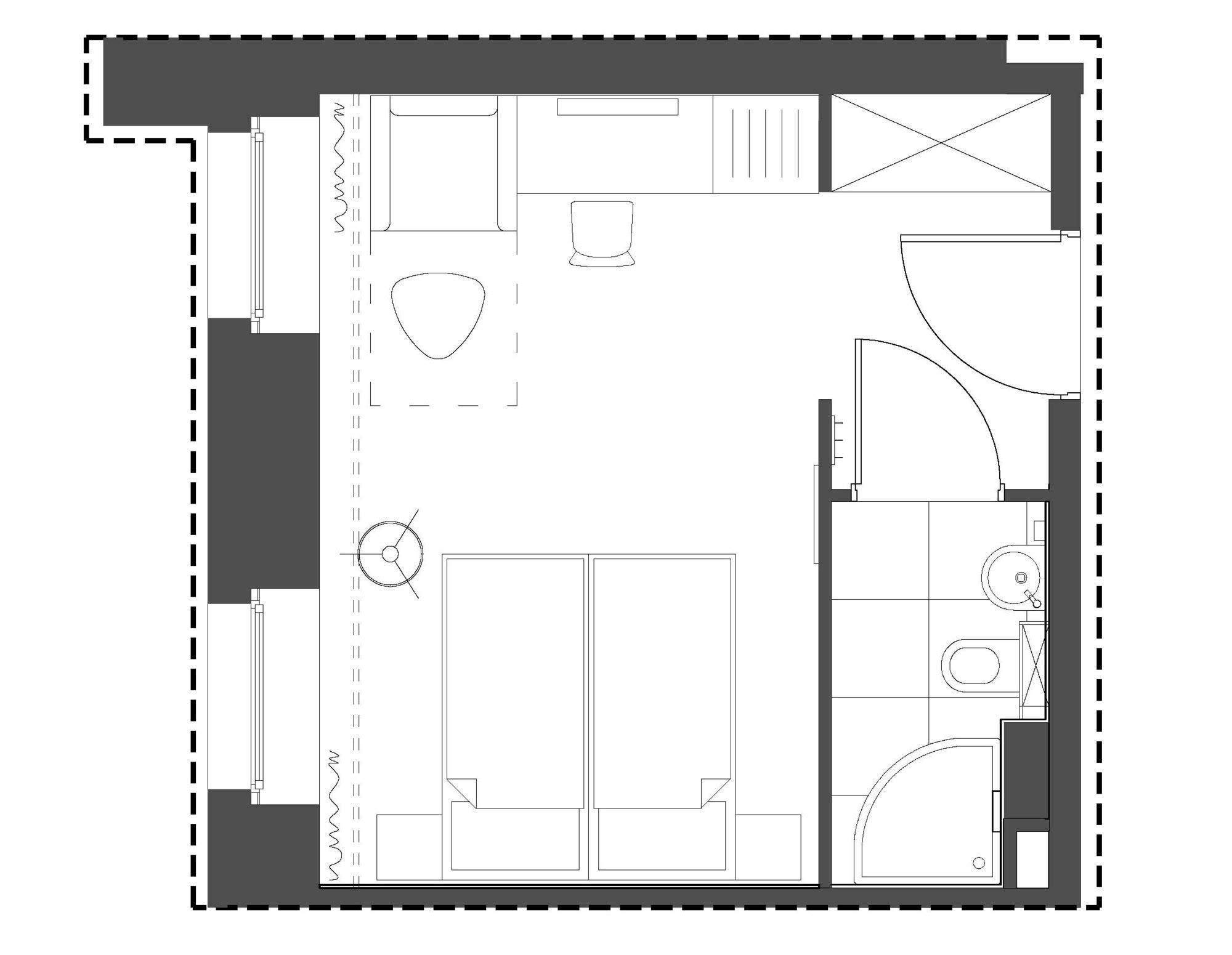 酒店装潢装修室内效果图_鲜艳是它的特点