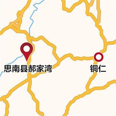 景泰县城详细地图
