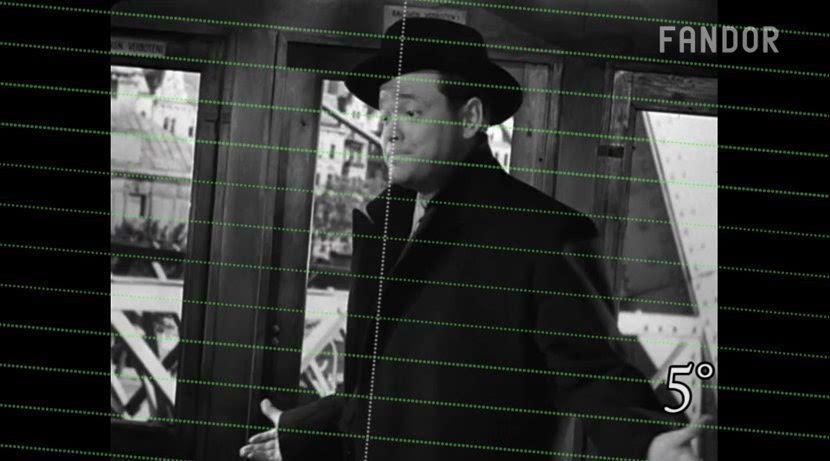 """dutch angle 指斜角镜头,意为""""德国式镜头""""(中文误译为""""荷兰式""""),这"""