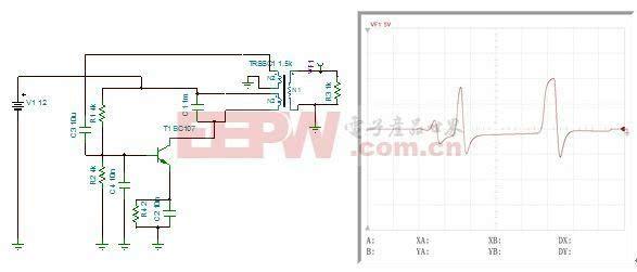 lc震荡电路应用在超声波振荡器