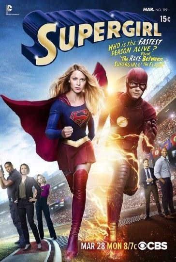 DC漫改剧《女超人》将推出第二季-《女超人》