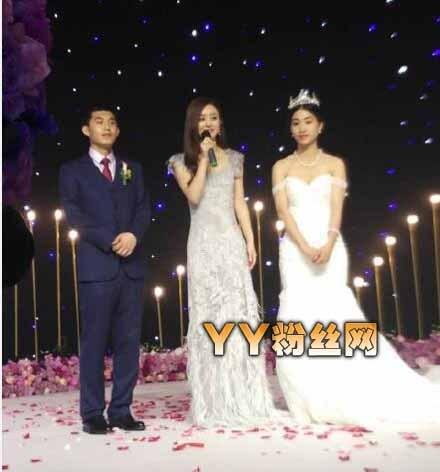 5月14日赵丽颖的弟弟赵建飞大婚,作为姐姐的赵丽颖特意从外埠片场图片