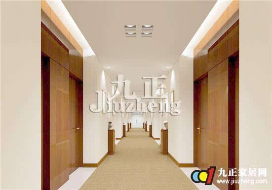 走廊装修设计注意事项要切记 教你轻松选择地面好材料