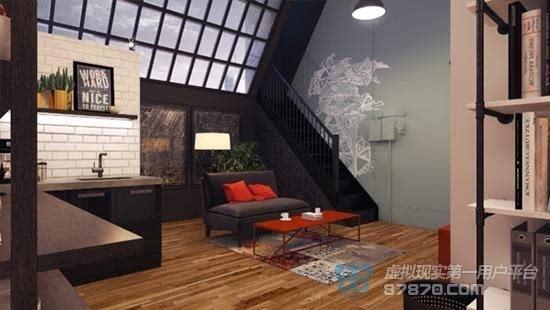 美国房屋室内结构