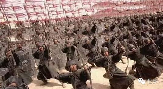 公子扶苏,为何是大秦帝国之殇图片