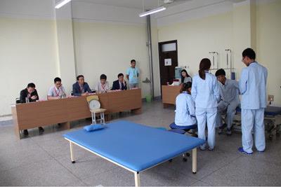 康复治疗技术专业_河南省首届康复治疗技术专业技能竞赛在郑州举行