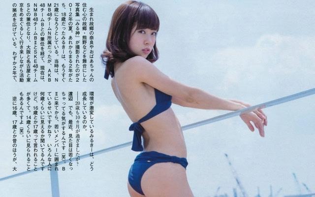 小清新日本美女泳衣写真合集壁纸