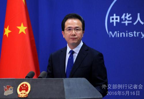 中国外交部回应美国_中国外交部回应美国会通过对台军售法案坚决