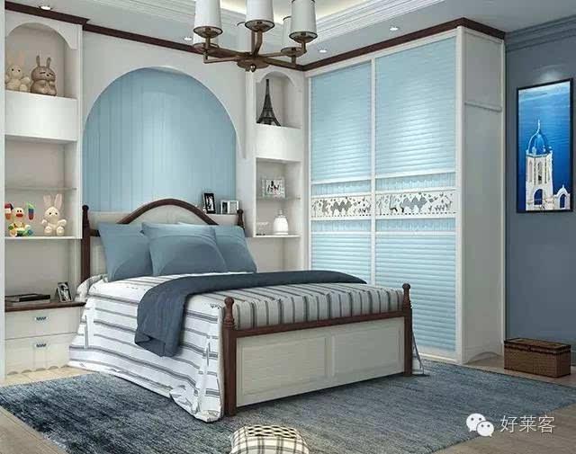 卧室储物柜内部结构图