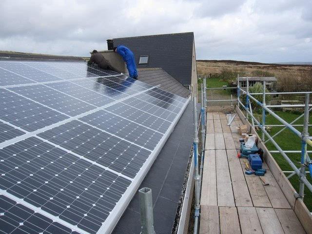 能源结构转换,英太阳能发电量首度超越燃煤