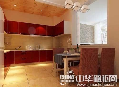 欧式开放式厨房效果图介绍 现代感十足的厨房设计