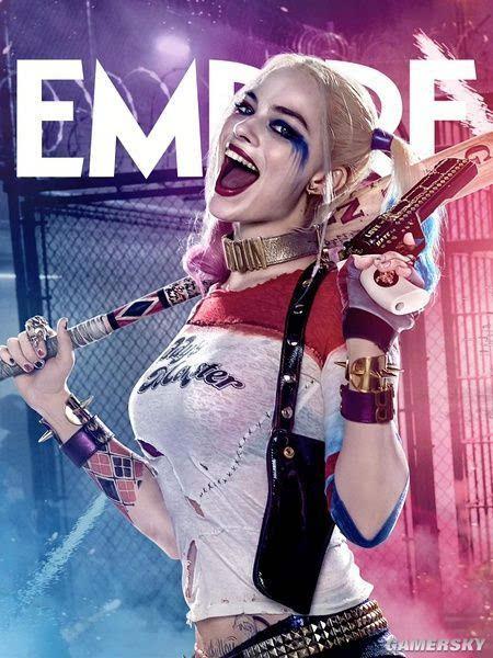 《自杀小队》小丑女将拍番外电影 众多dc女英雄加盟