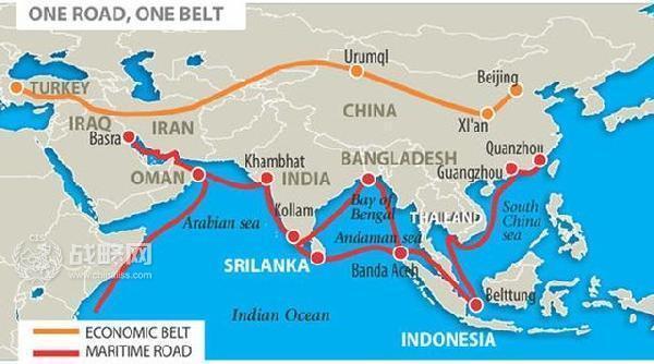 """海上丝绸之路--张军:""""一带一路""""其实更像升级版的对外援助"""