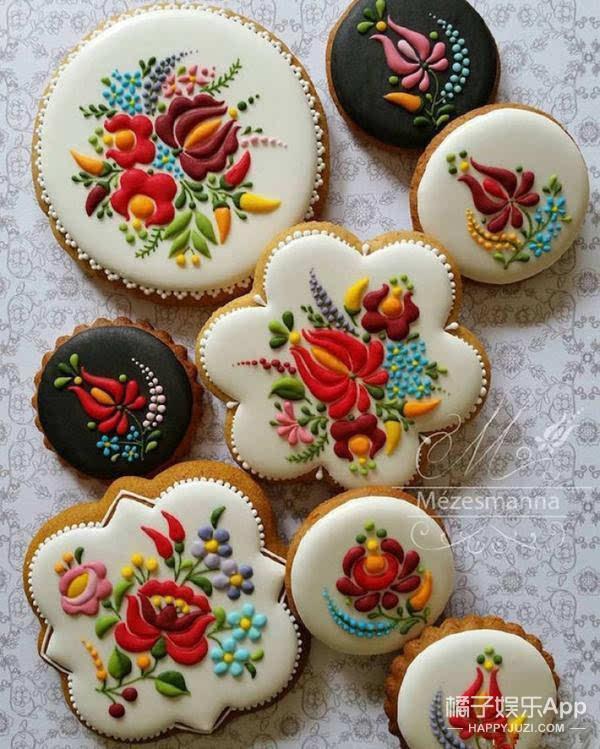 世界上颜值最高的饼干,来自甜点界的达 芬奇! - 格格 - 格格的博客