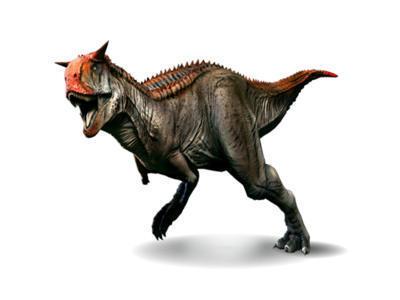 探寻史前凶恶的顶级掠食者 食肉牛龙