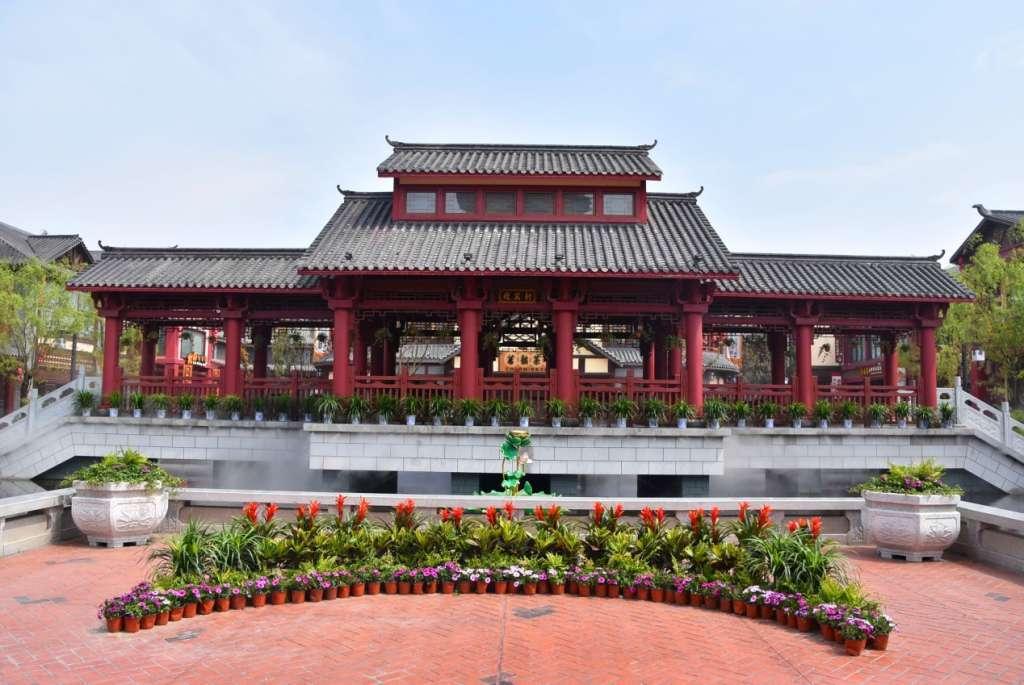 游乐园也要敢于创新,宁波方特主题公园带你走进神话世界