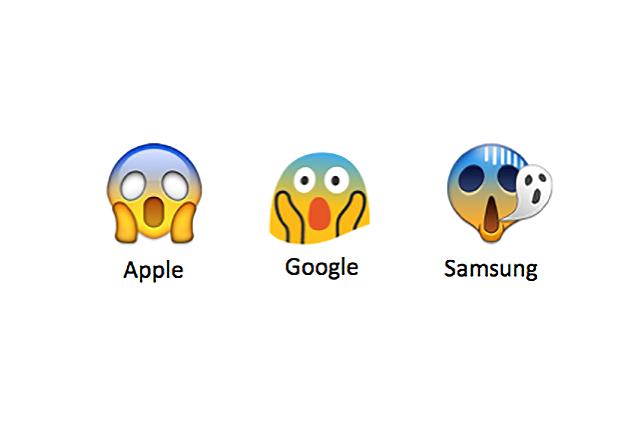 鉴定搜狗有没有接入 google 的最好方法,是搜索 emoji 表情图片